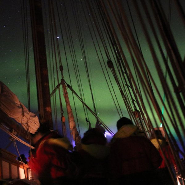 Iceland Northern Lights Cruise - Drifters Guide to the Planet