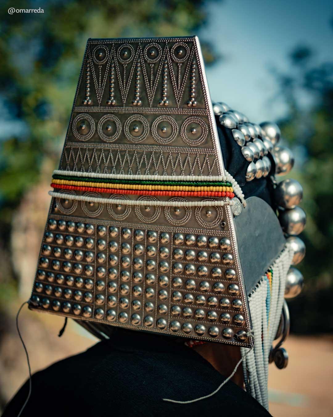 Myanmar Tribe Traditional Fashion