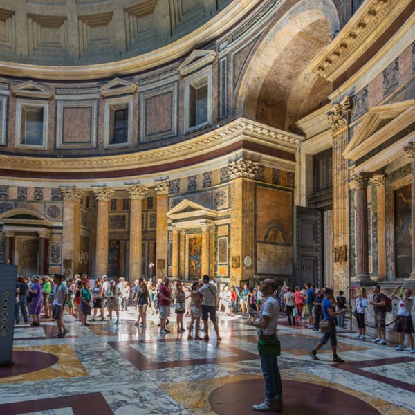 A journey Through History: London to Athens