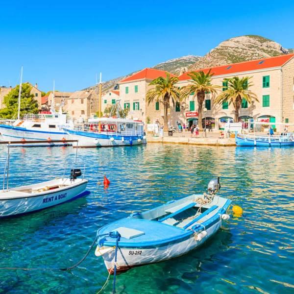 croatia sailing trip