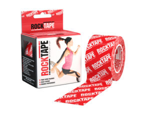 rock tape red