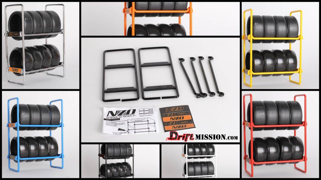 nzo 1 10 scale tire rack review your