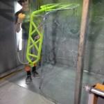Powder Coating Frame Motorised Drift Trikes Parts Drift Trike Factory Australia