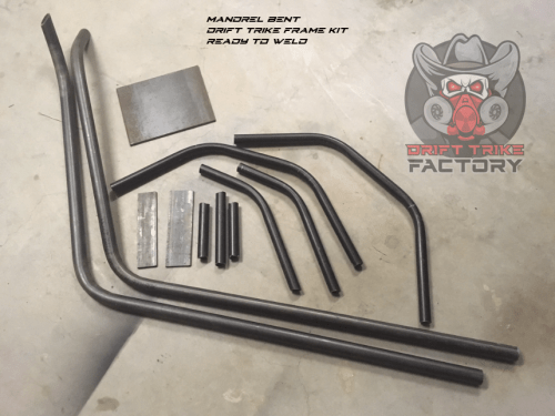 drift trike frame kit unwelded-branded