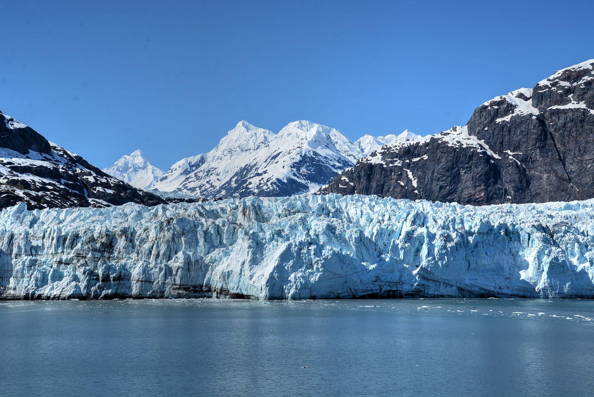 Our Alaskan cruise-Glacier Bay