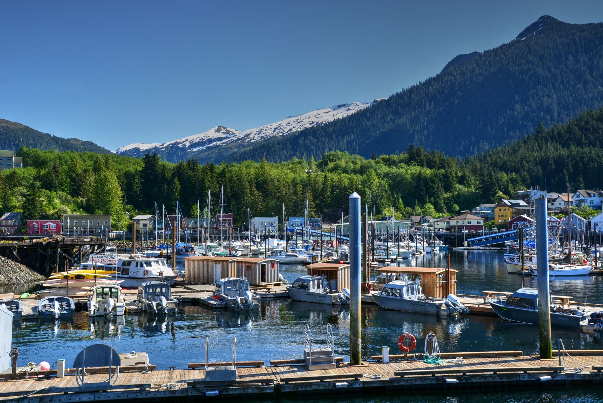 Our final port of call-Ketchikan