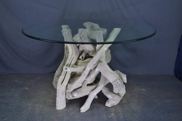 round-glass-driftwood-dining-table-base