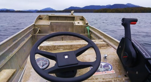 A Punter's View Sea-trialing a ubiquitous local punt with a new outboard motor