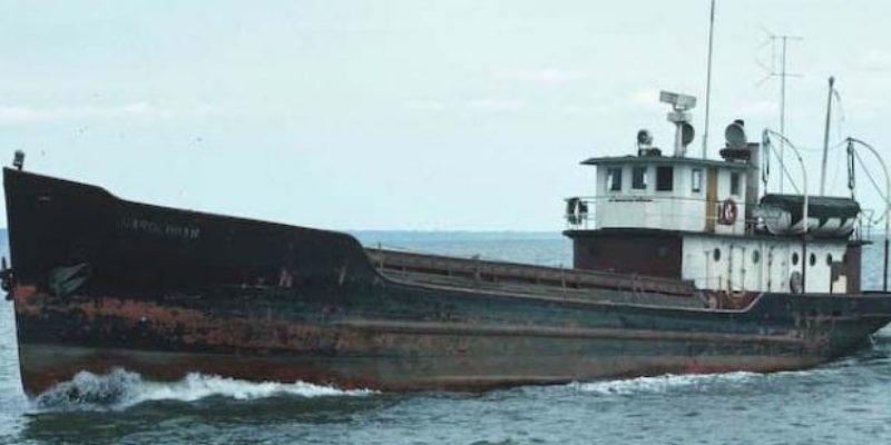 THE M/S CAROLINIAN: THE FIRST WELDED COMMERCIAL VESSEL