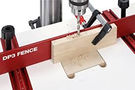 Woodpeckers Precision Woodworking Tools DP3FENCE Drill Press Fence