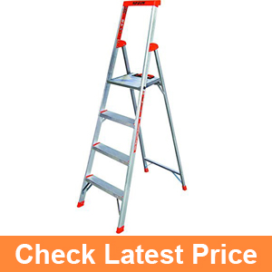 Flip-N-Lite 300-Pound Duty Rating 6-foot Stepladder-7