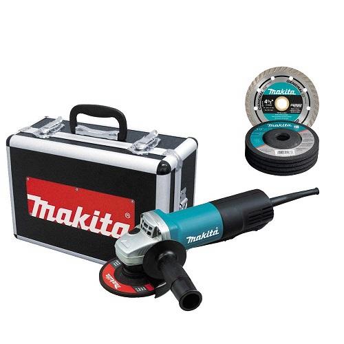 Makita 9557PBX1 4-12-Inch
