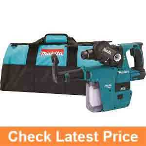 "Makita-XRH01ZVX-18V-LXT-Lithium-Ion-Cordless-Brushless-1""-SDS-PLUS-Rotary-Hammer"