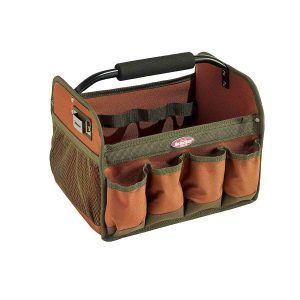 Bucket-Boss-Gatemouth-Tool-Tote-in-Brown