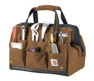 Carhartt-Legacy-Tool-Bag-14-Inch,-Carhartt-Brown