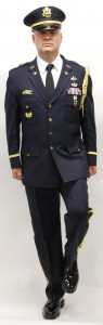 Mark Time, Honor Guard