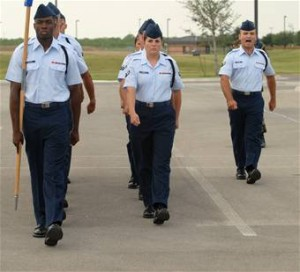 USAF photo calling commands