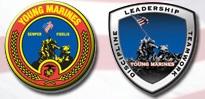 Young Marines Logos