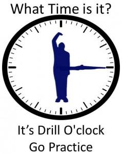 Drill O-clock