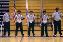 Color Guard Height