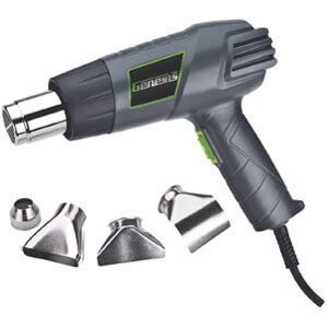 Genesis GHG1500A Heat Gun Kit