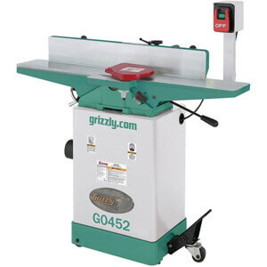 Grizzly G0452 6-Inch Jointer