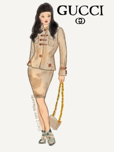 Gucci vintage by drimkamtru