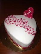 torta san valento