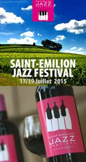 Saint-Emilion Jazz Festival 2015