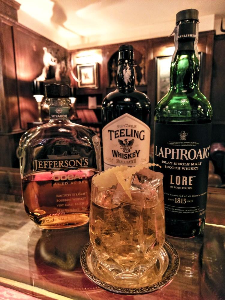 drink ANDREA GAIL di Dario Paolucci barmanager del Wisdomless Club di Roma