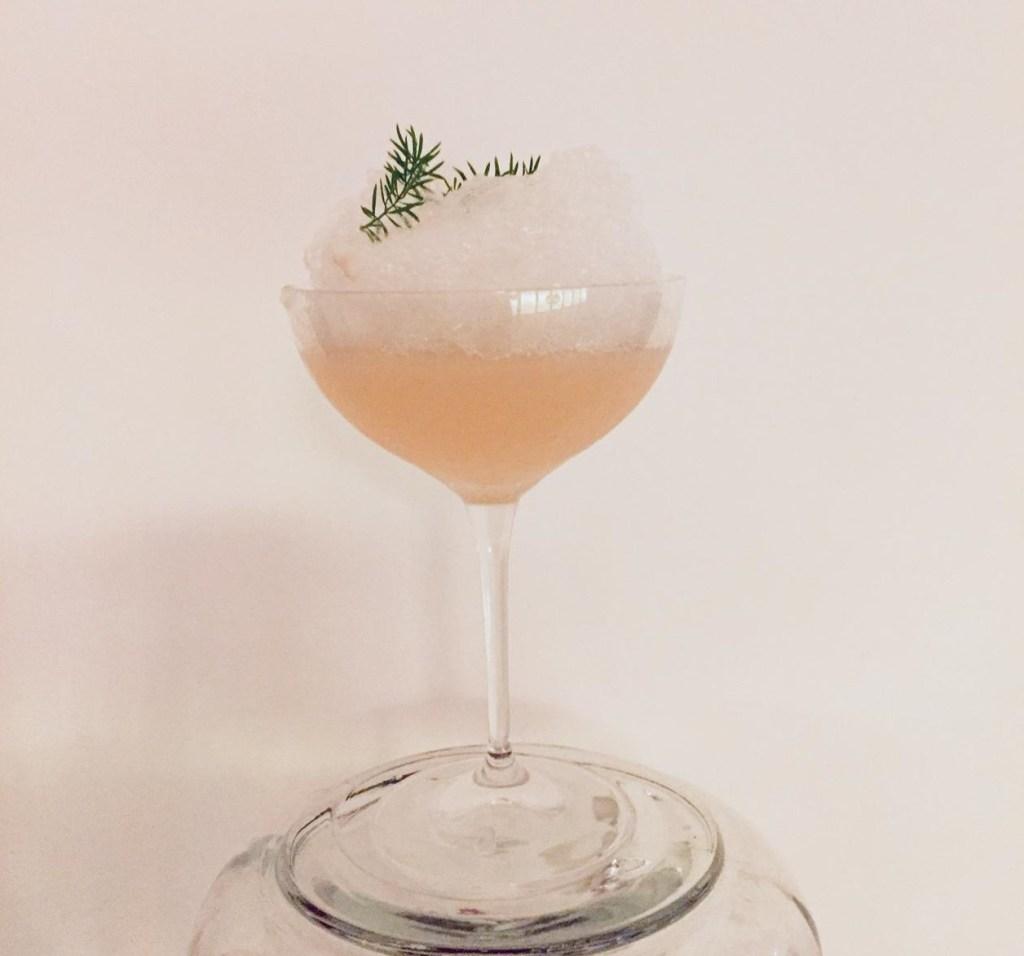 drink RUSCIO DE MARE ILARIA BELLO del Talea di Torvaianica Roma 2