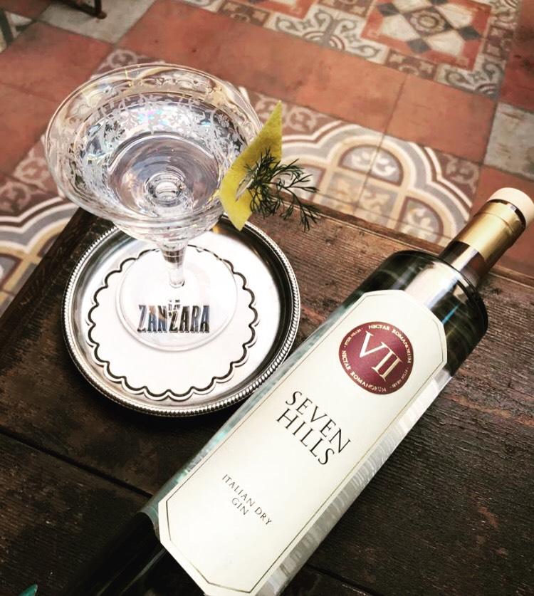 drink IL PAZIENTE INGLESE di Ilaria Migliorini de La Zanzara di Roma