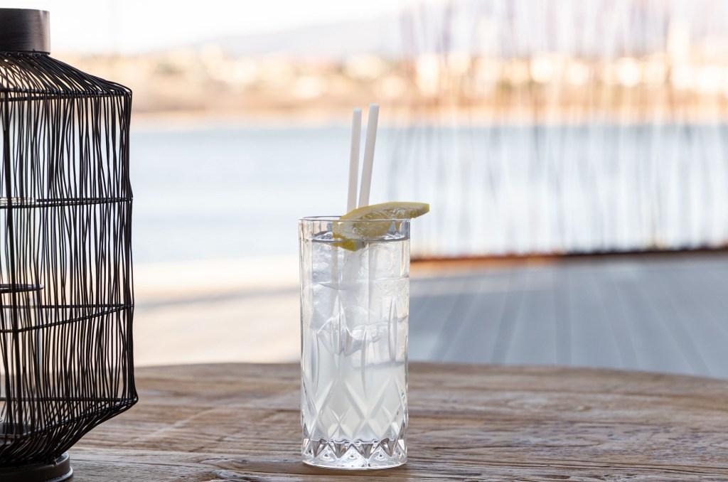 gin fizz cocktail ricetta