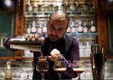 Daniele De Fazio, proprietario e bar manager del 'To New York Restaurant and Cocktails' di Marano di Isera TN