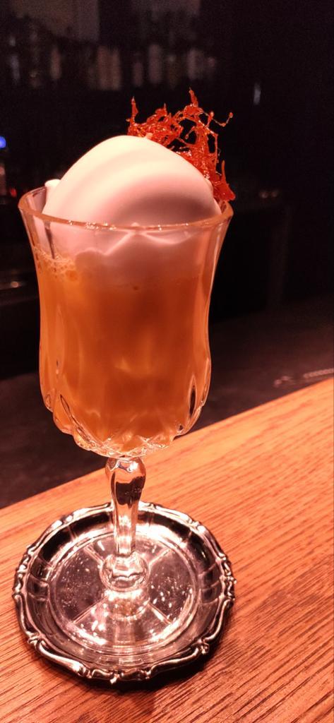 drink GUTEN TAG KAISERSCHMARREN di Daniele De Fazio proprietario del To New York Restaurant and Cocktails di Marano di Isera Trento