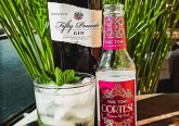 drink FIFTY COLLINS di Veronica Costantino head bartender del Gune San Frediano di Firenze