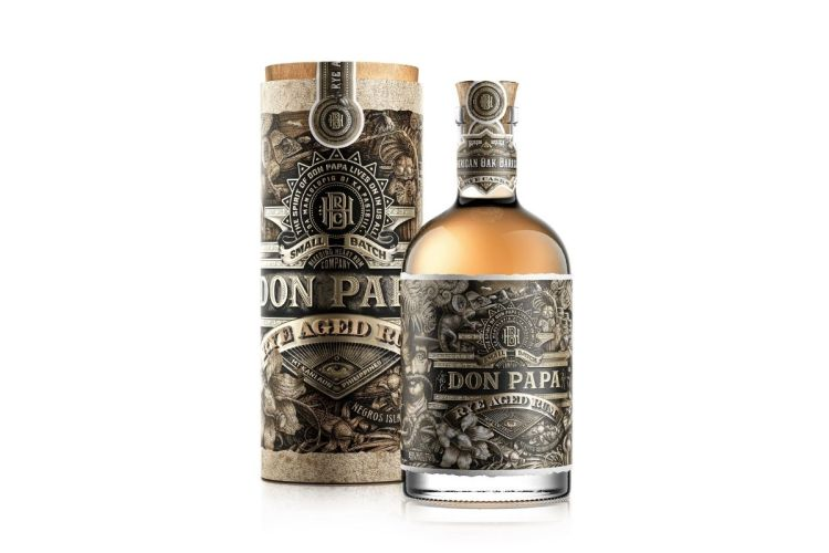 don papa rum filippine
