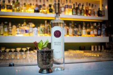 drink CLIFF'S TRIP di Nicola Ruggiero proprietario del Katiuscia Cocktail e altri rimedi di Giovinazzo Bari 3
