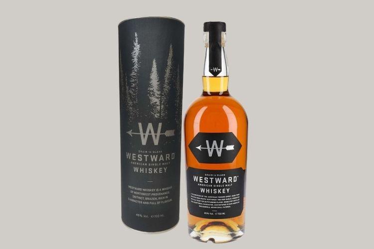 westward whiskey