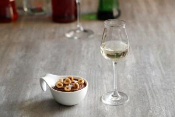 Vermouth bianco - Mousse cioccolato