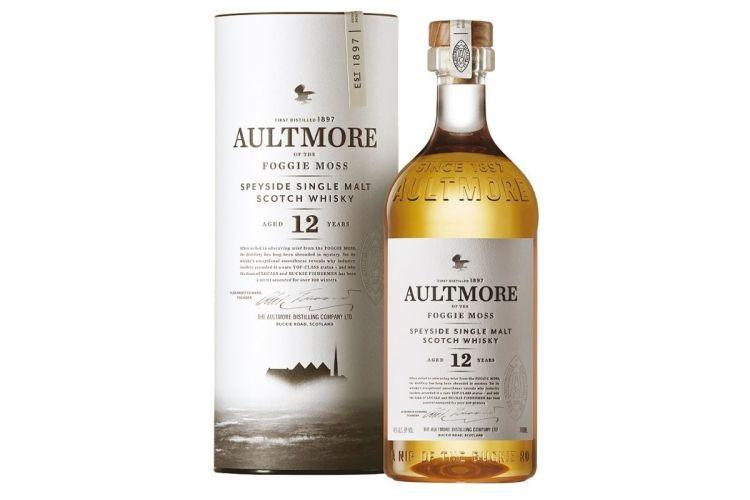 aultmore 12yo whisky