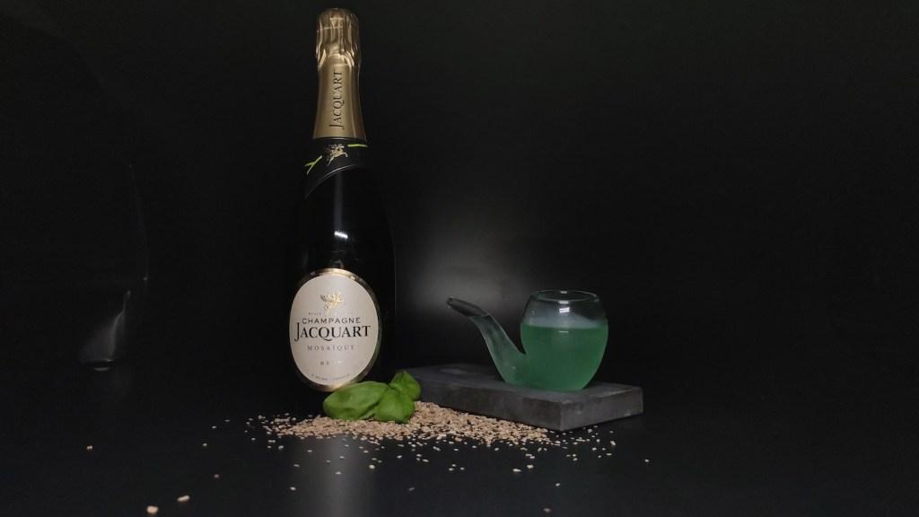 drink POPEYE ZENEIZE di Roberto Maone bar manager del Punta Tre Pini di Genova 2