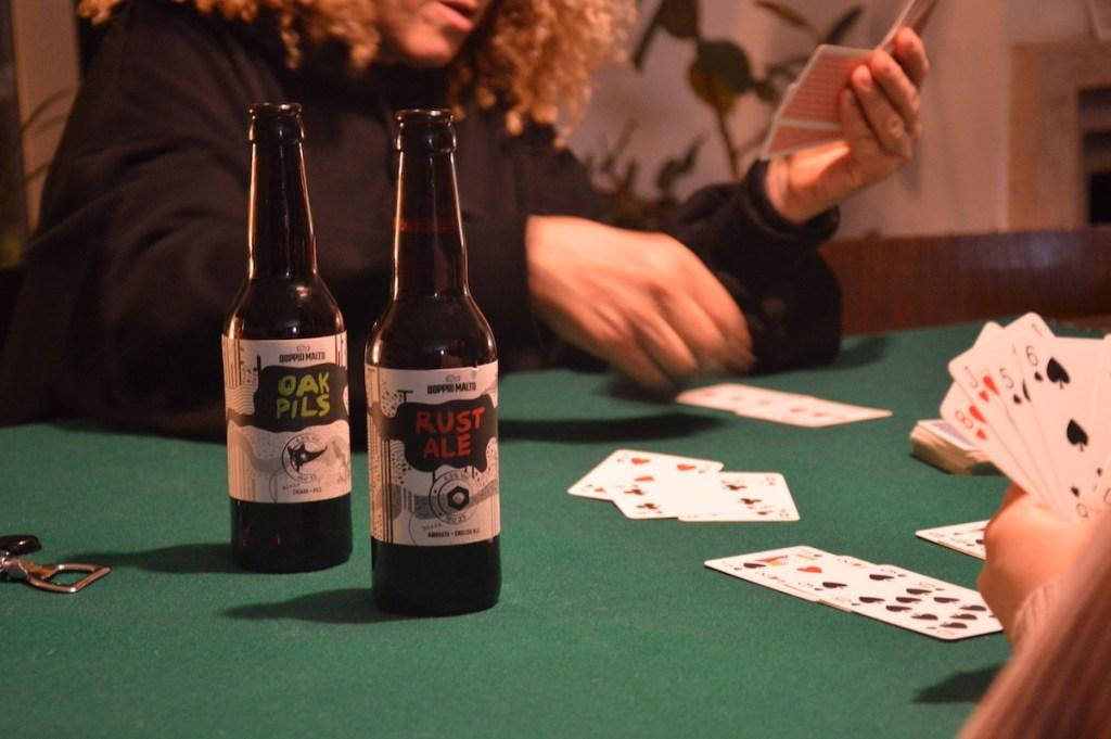 abbinamento birra serata
