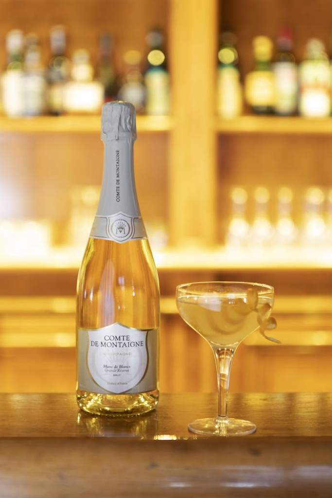 Champagne & Gin - Sensation