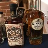 Whiskeys from Pennsylvania's New Liberty Distillery