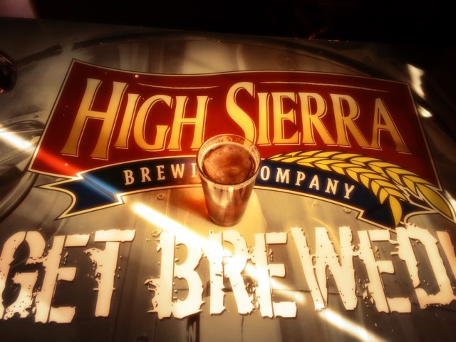 High Sierra Brewery