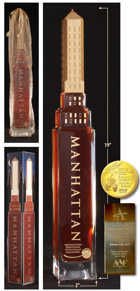 Win this bottle of Manhattan on Instagram by posting pictures of your drink using #drinkablereno