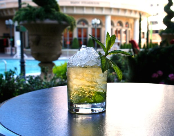 Peppermill Mint Julep