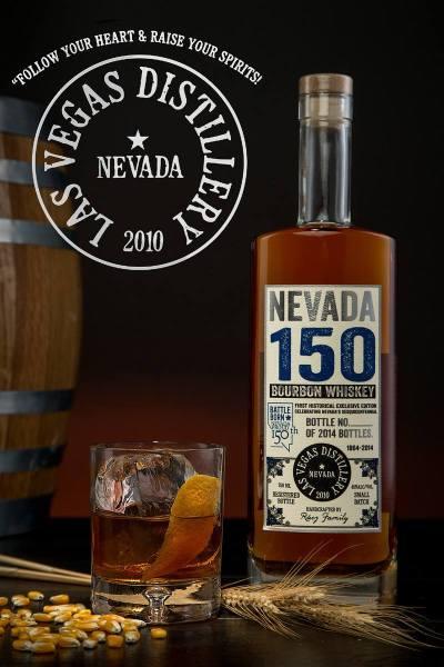 Nevada 150 Bourbon
