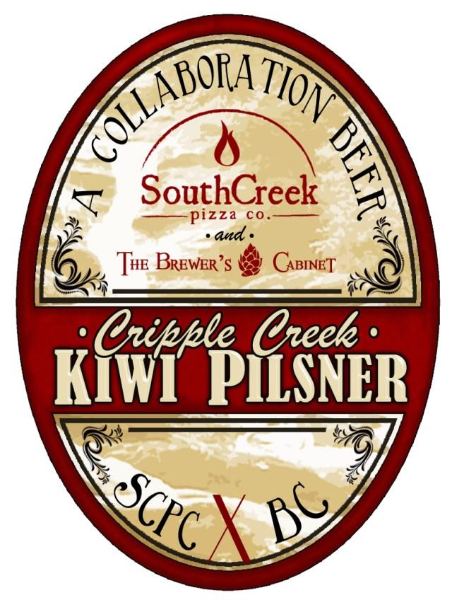 Cripple Creek Kiwi Pilsner